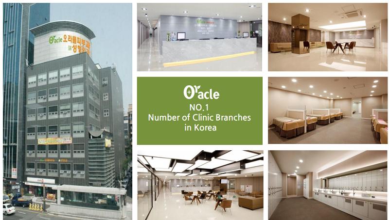 Viện thẩm mỹ Oracle Việt Nam