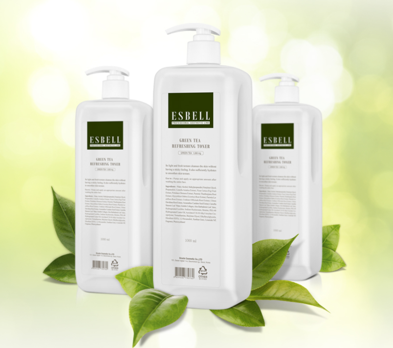 Esbell Green Tea Refreshing Toner
