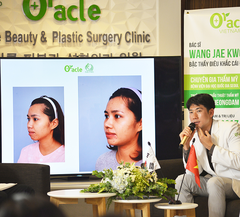 Viện thẩm mỹ Oracle Việt Nam - Thẩm Mỹ Viện Uy Tín Hàn Quốc